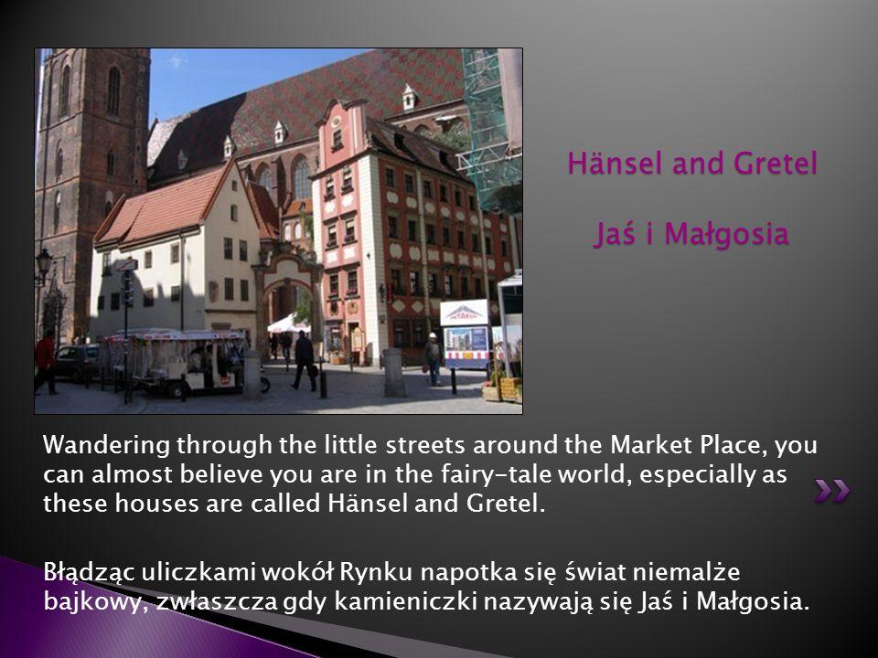 Hänsel and Gretel Jaś i Małgosia