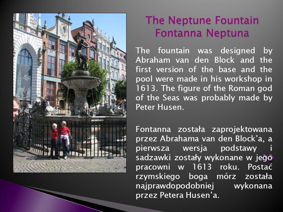 The Neptune Fountain Fontanna Neptuna