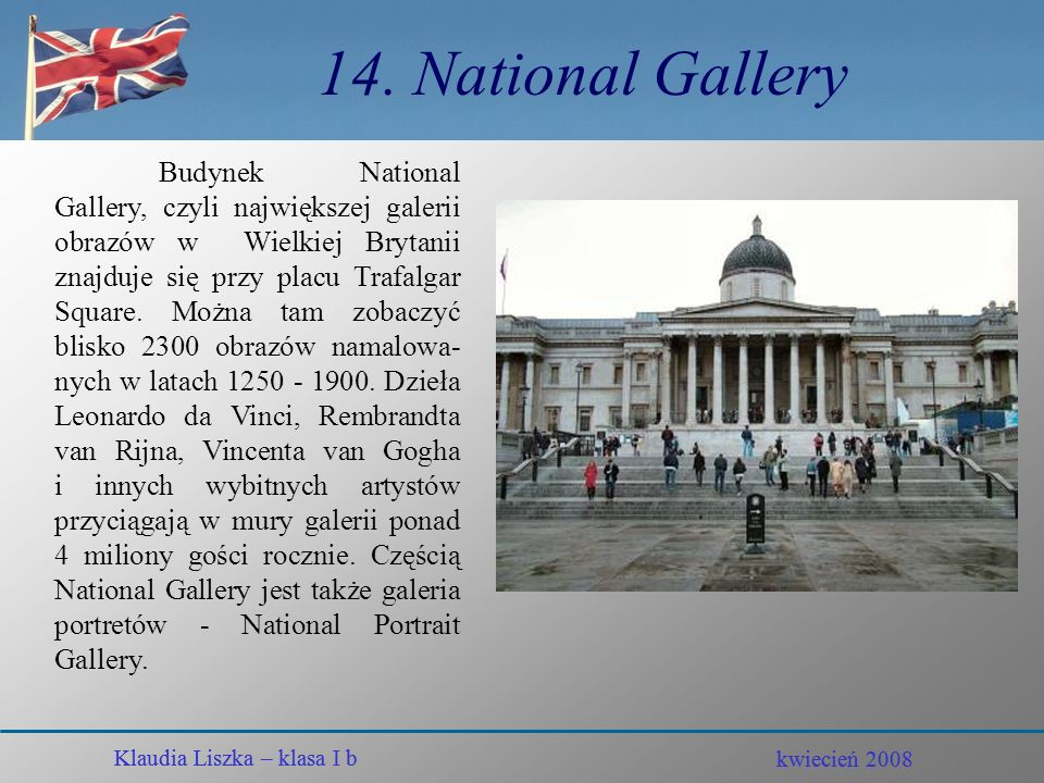14. National Gallery