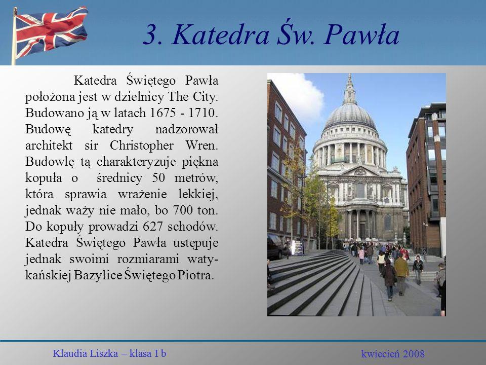 3. Katedra Św. Pawła