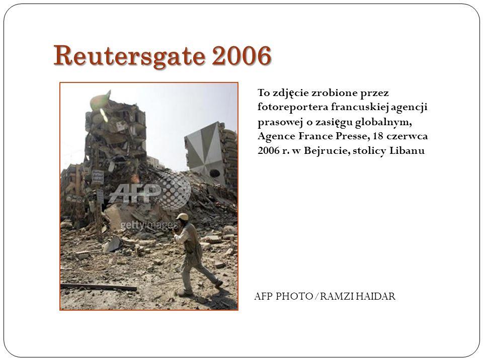 Reutersgate 2006