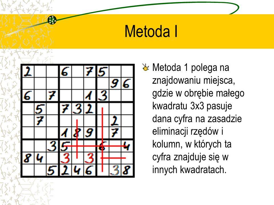 Metoda I