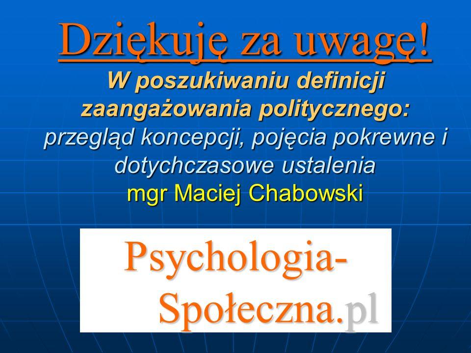 Psychologia- Społeczna.pl