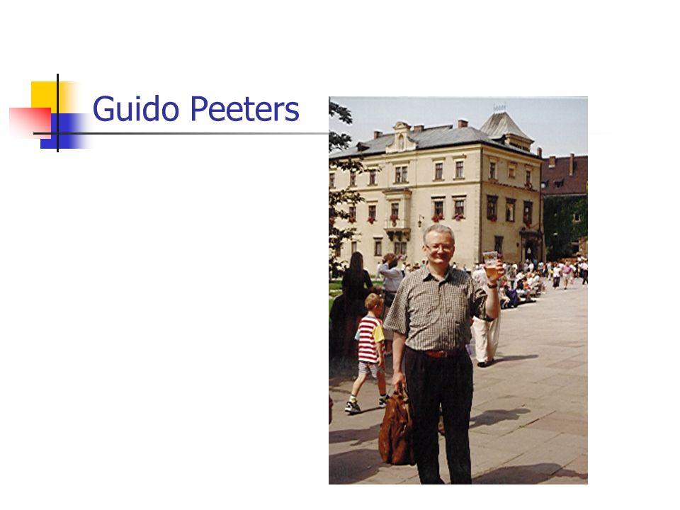 Guido Peeters