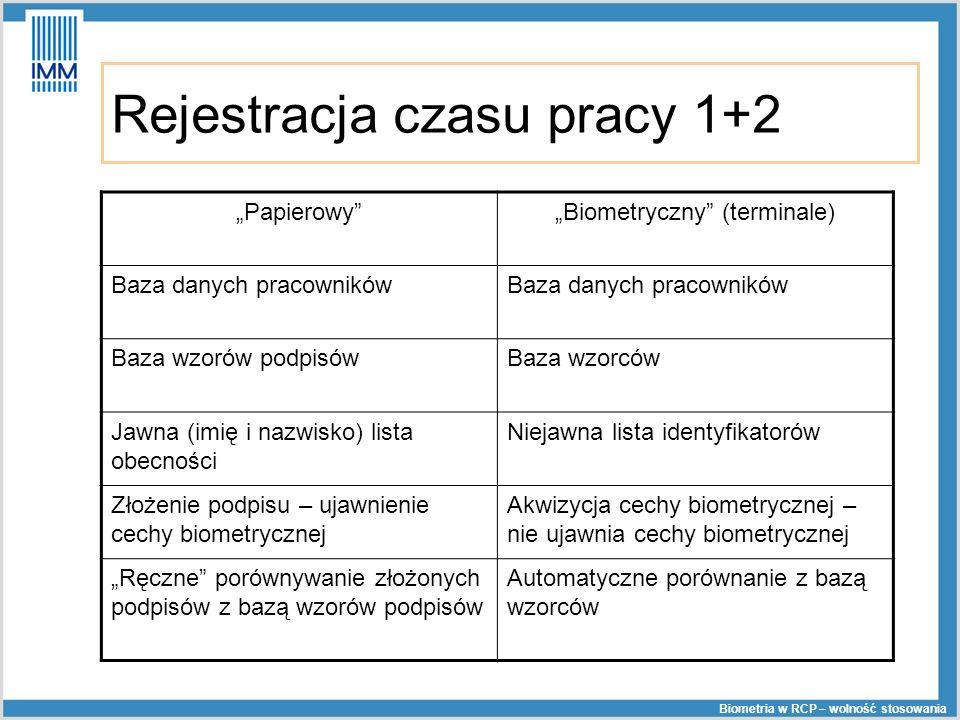 """""""Biometryczny (terminale)"""