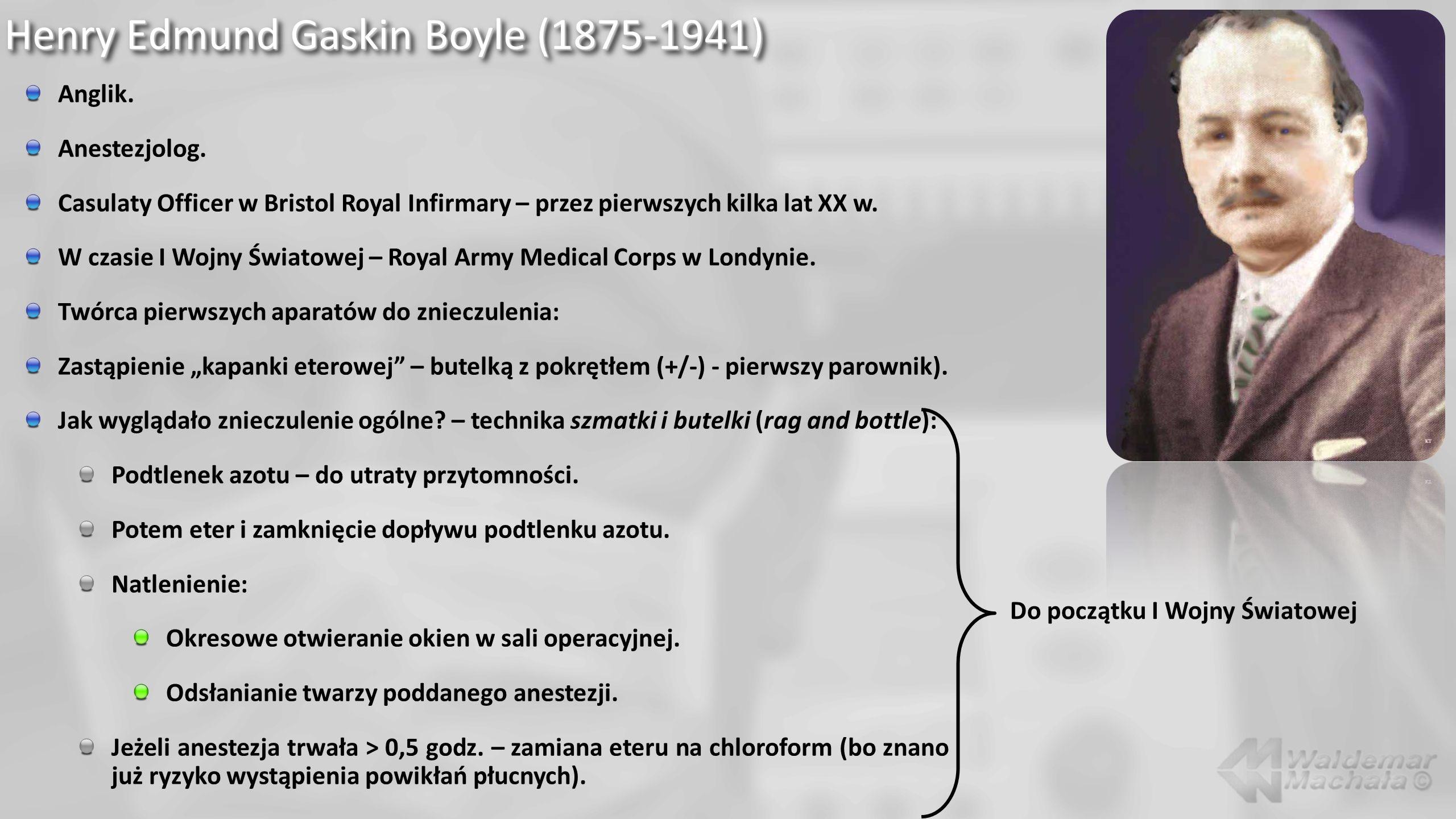 Henry Edmund Gaskin Boyle (1875-1941)