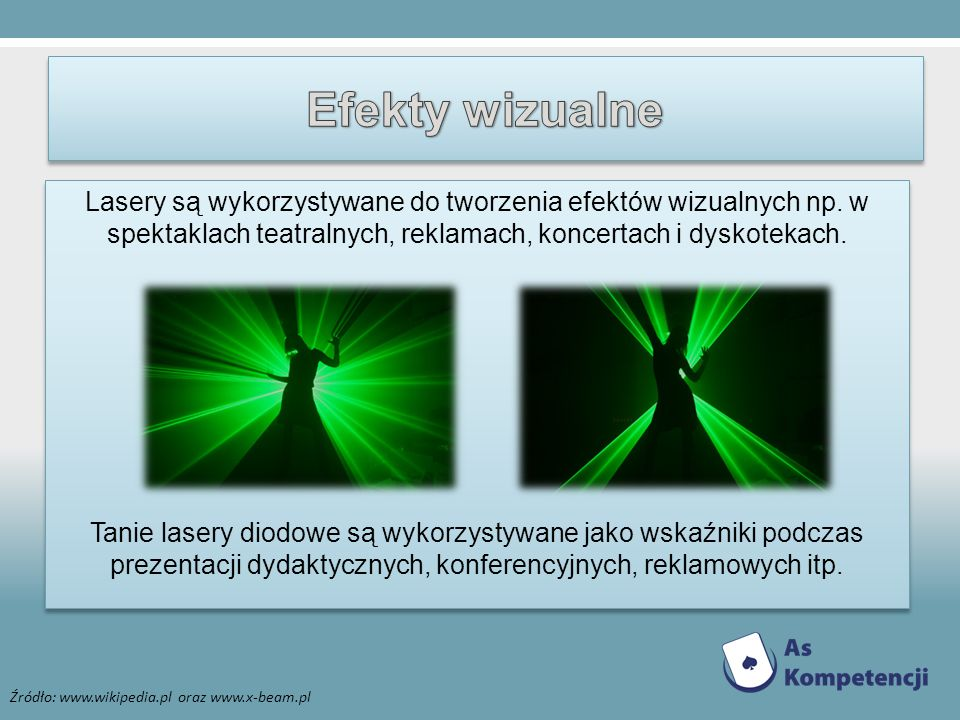 Efekty wizualne