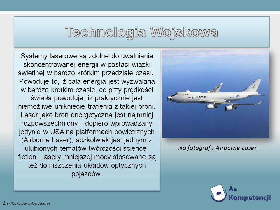 Technologia Wojskowa