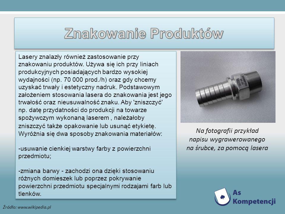 Znakowanie Produktów