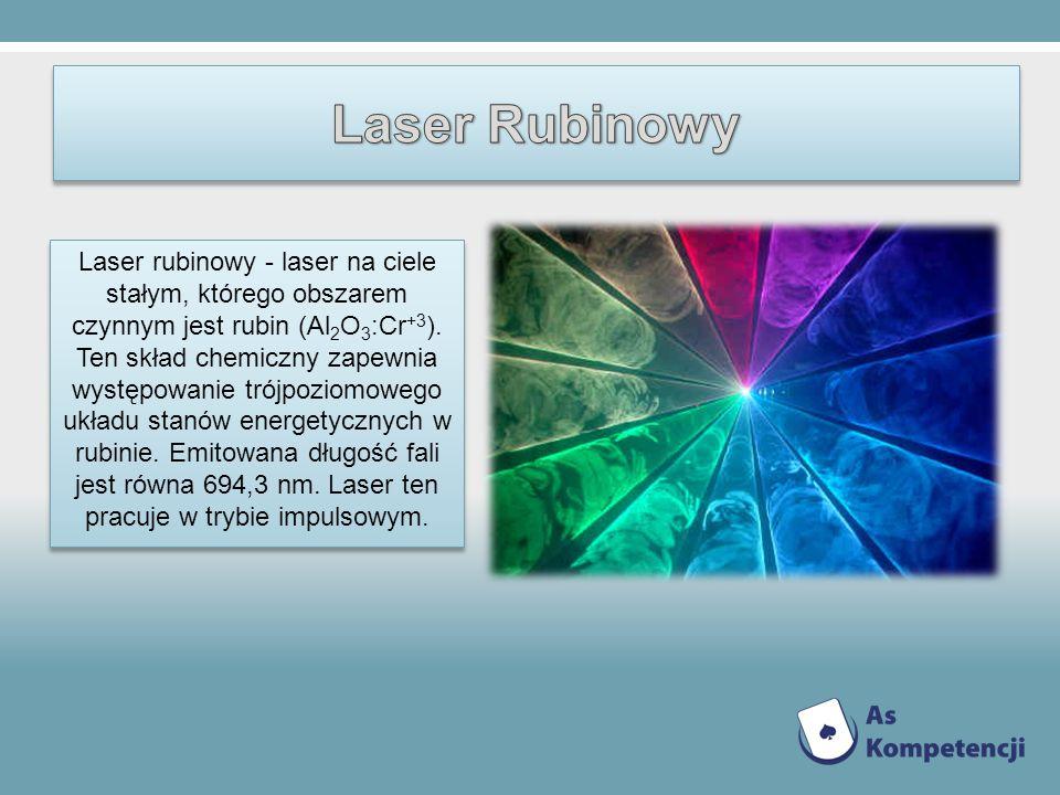 Laser Rubinowy