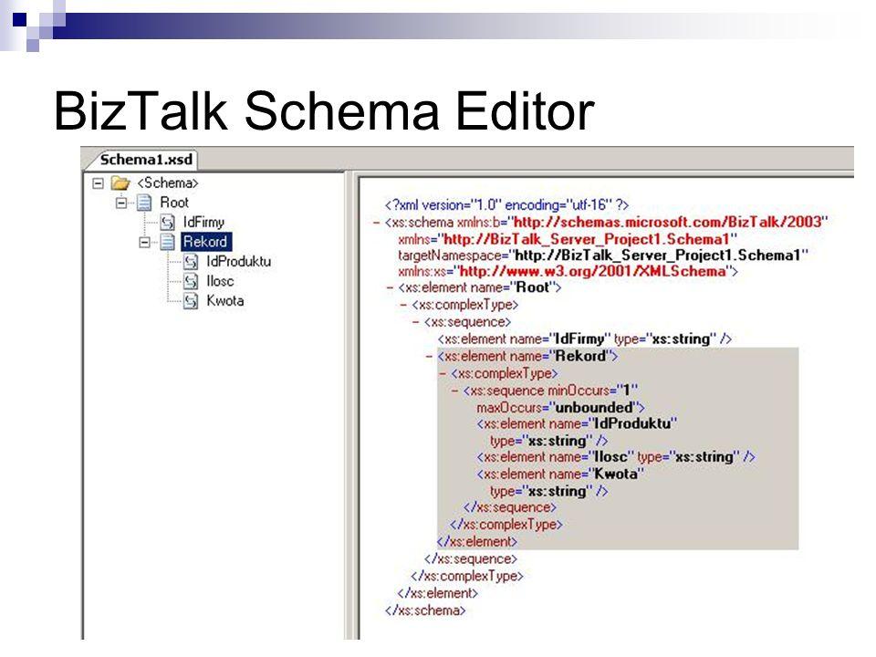 BizTalk Schema Editor