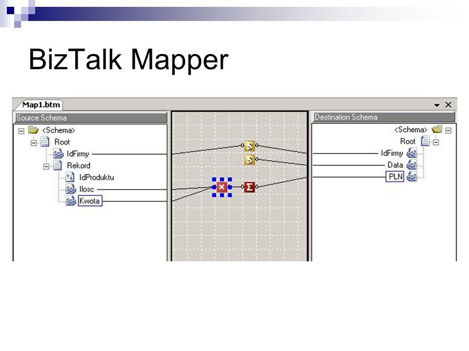 BizTalk Mapper