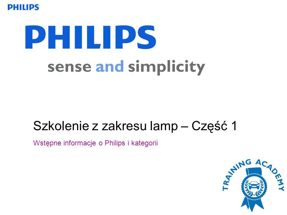 Szkolenie z zakresu lamp – Część 1