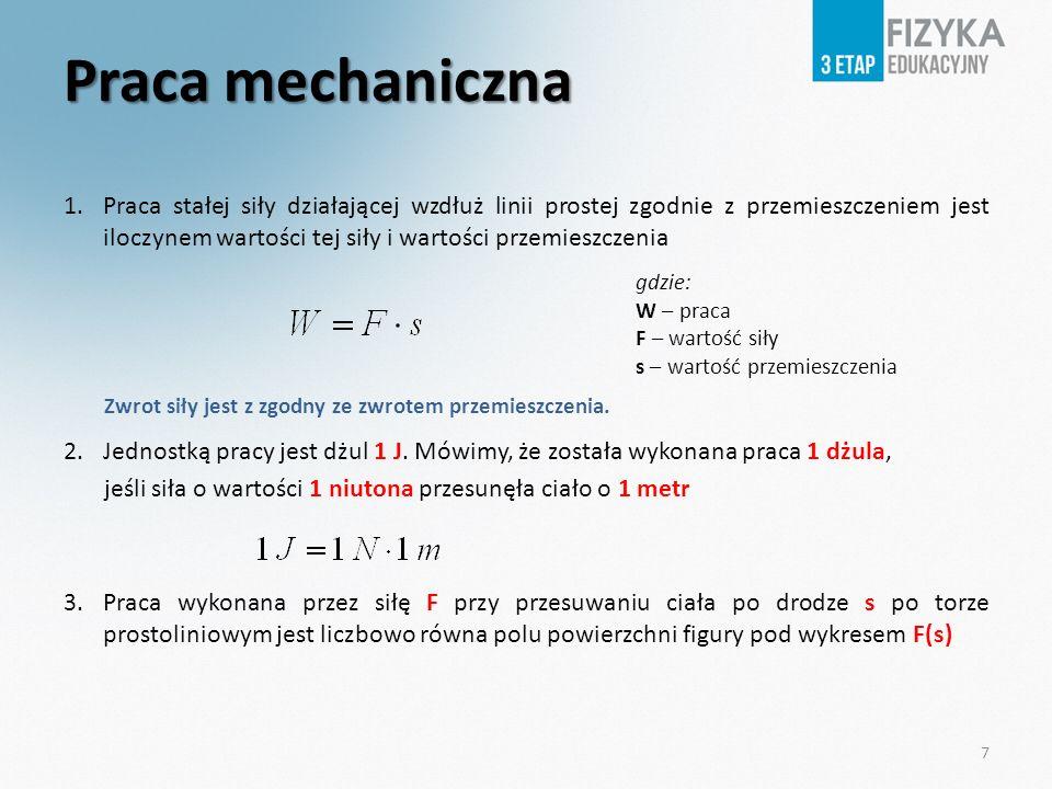 Praca mechaniczna