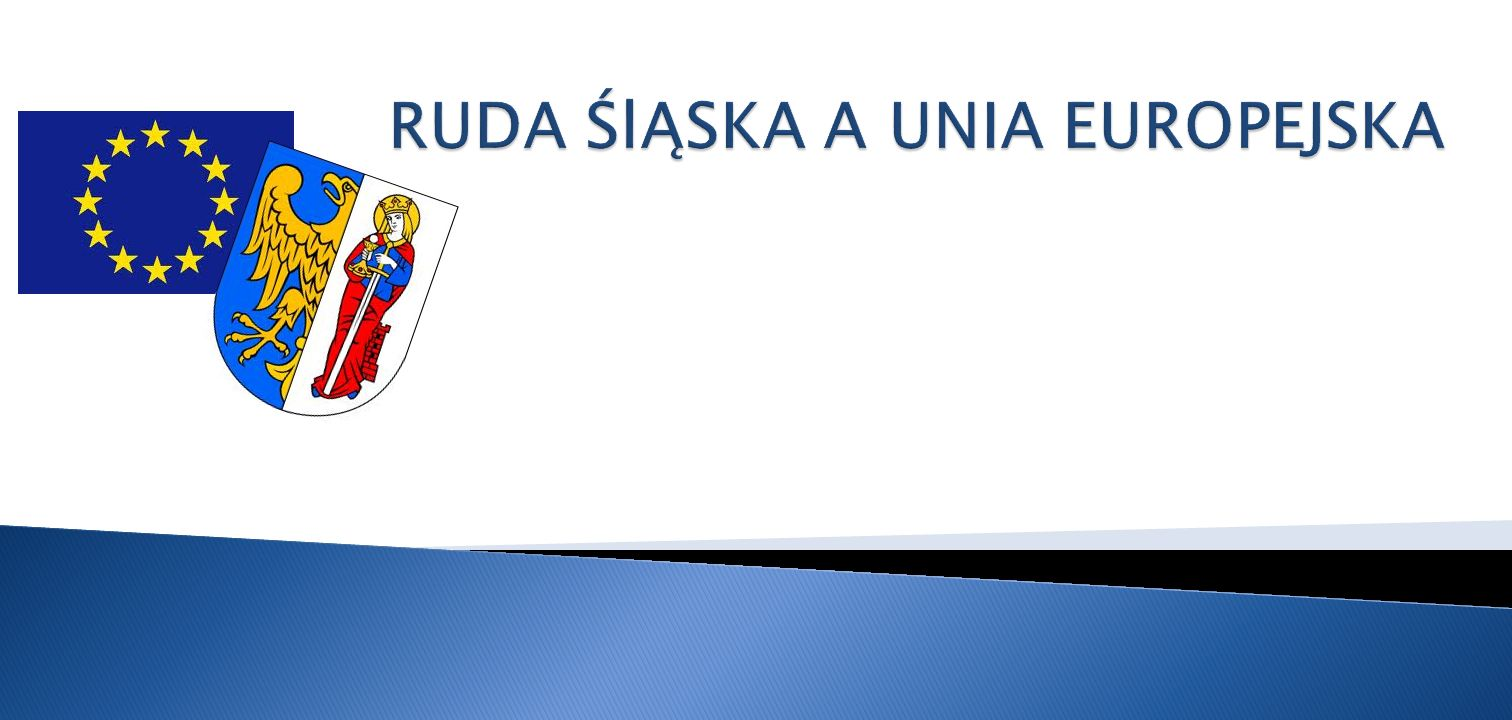 RUDA ŚlĄSKA A UNIA EUROPEJSKA