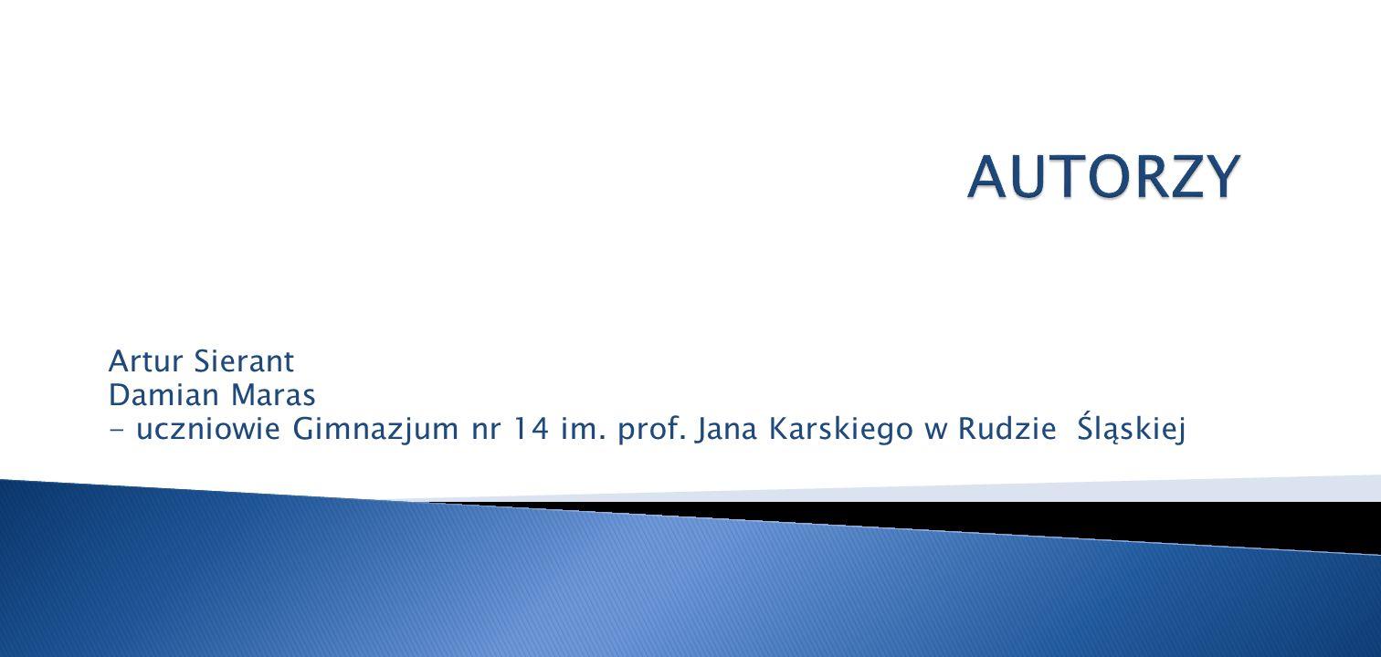 AUTORZY Artur Sierant Damian Maras