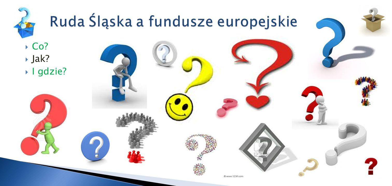 Ruda Śląska a fundusze europejskie