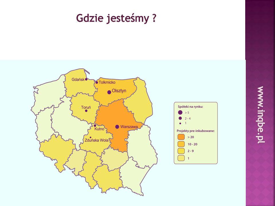 Gdzie jesteśmy www.inqbe.pl
