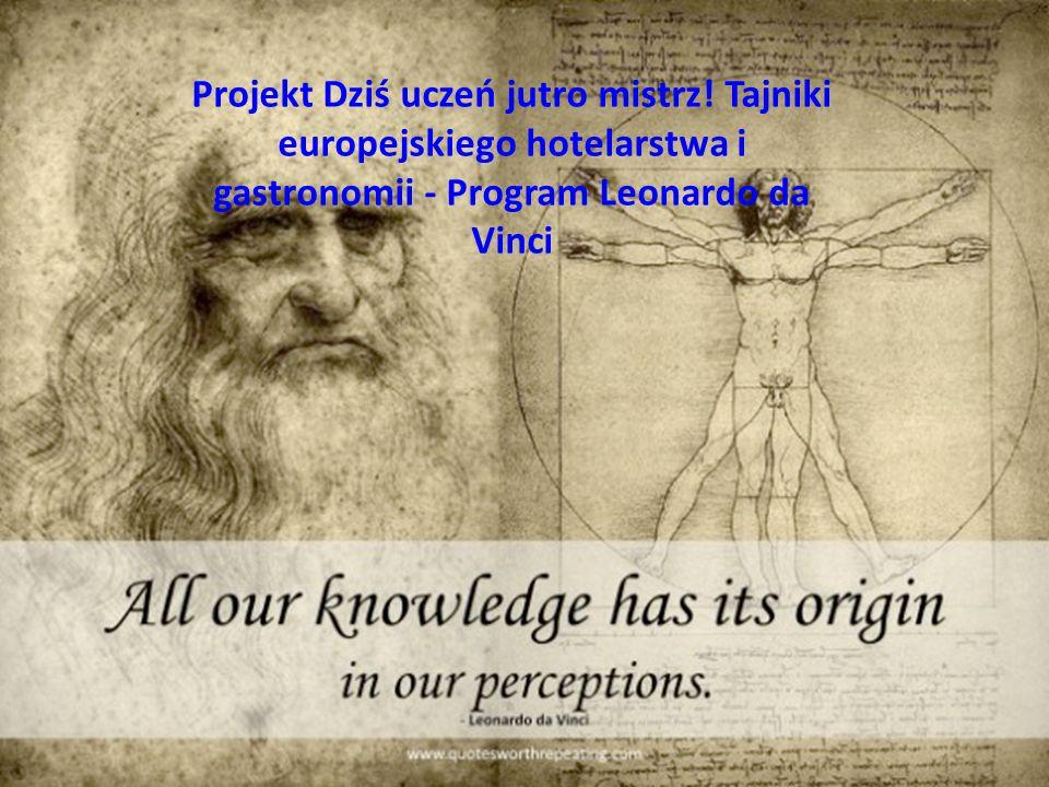 Projekt ,, Leonardo da Vinci