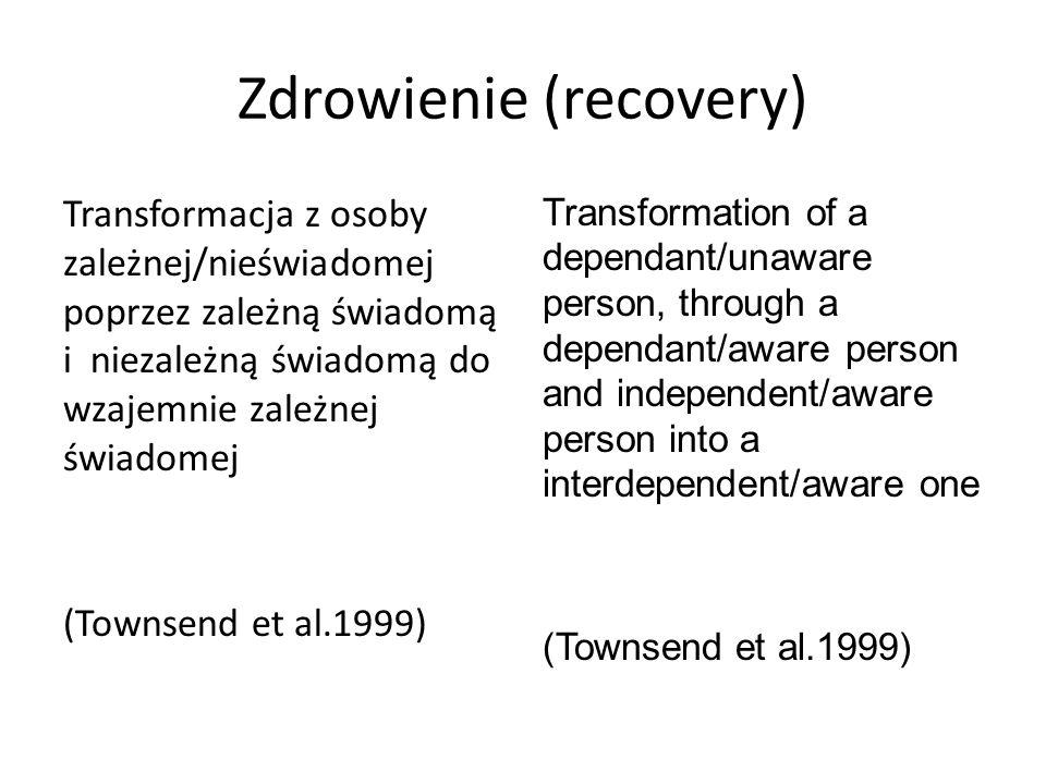 Zdrowienie (recovery)