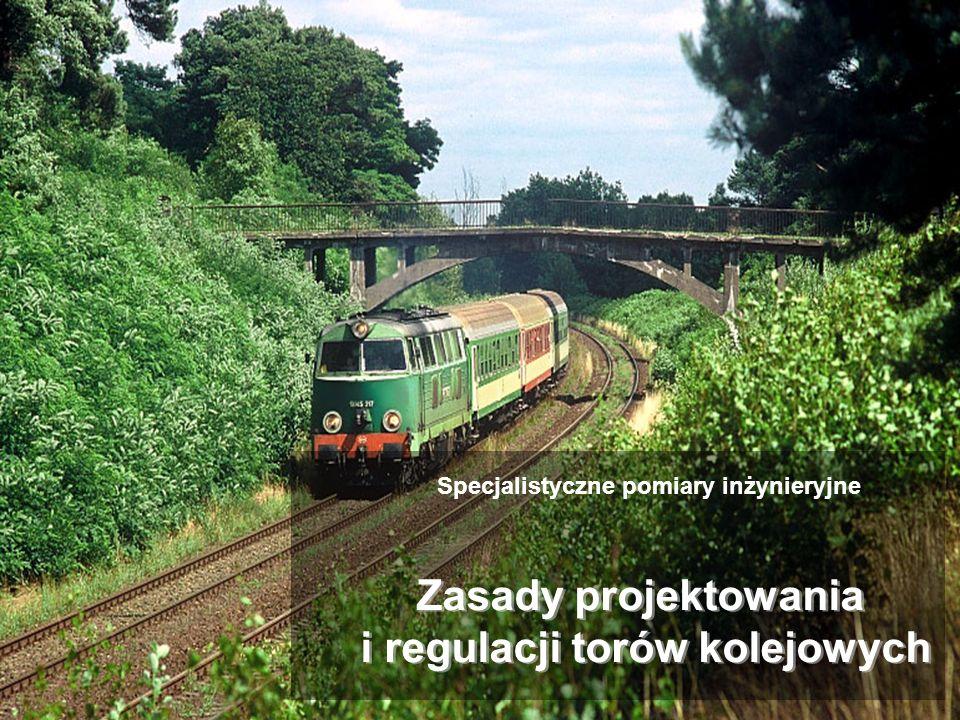 i regulacji torów kolejowych