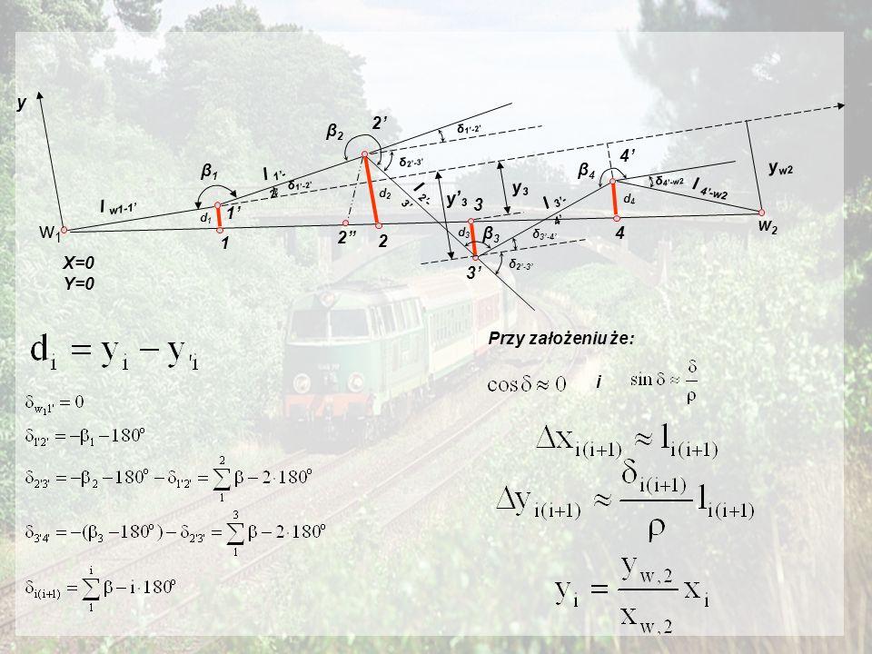 w1 X=0 Y=0 y l w1-1' 1 β1 l 1'-2' 1' 2 2' 2'' 3 3' l 2'-3' β2 β3