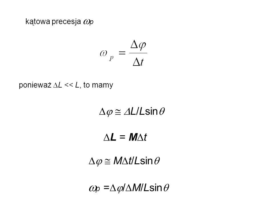 p =/M/Lsin   L/Lsin L = Mt   Mt/Lsin