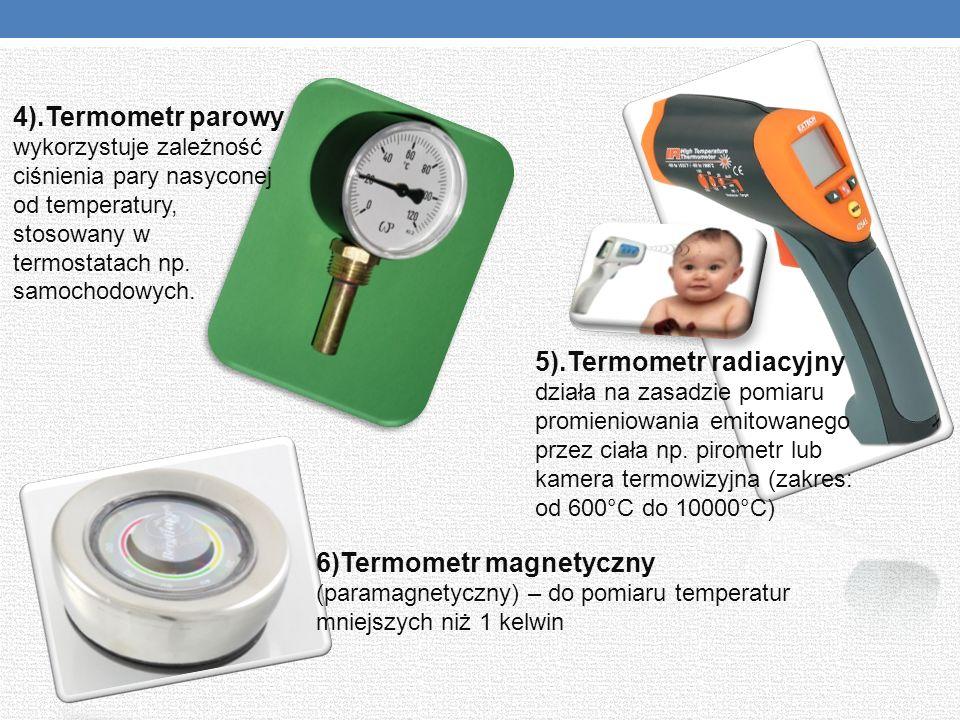 5).Termometr radiacyjny