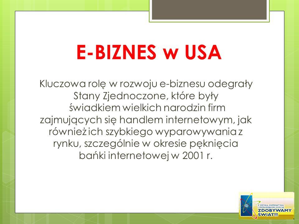 E-BIZNES w USA