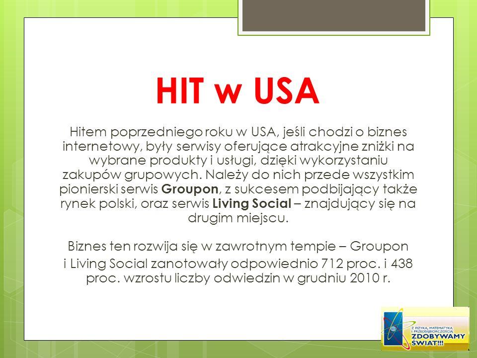 HIT w USA
