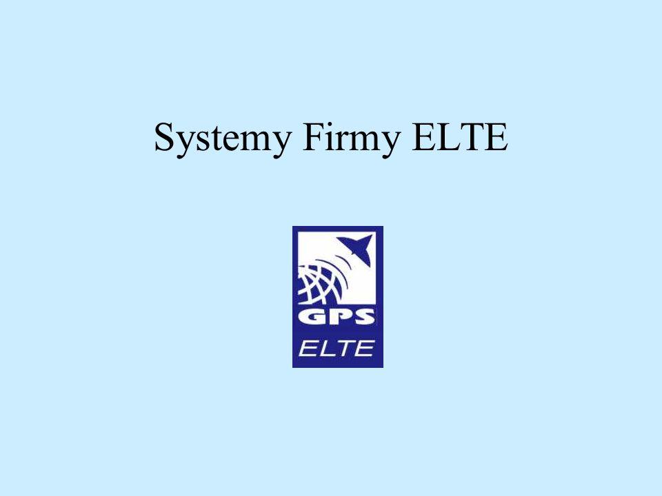 Systemy Firmy ELTE