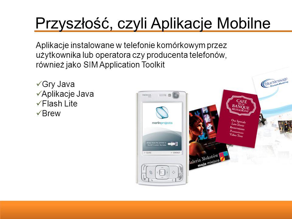 Przyszłość, czyli Aplikacje Mobilne