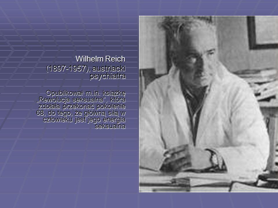 (1897-1957), austriacki psychiatra
