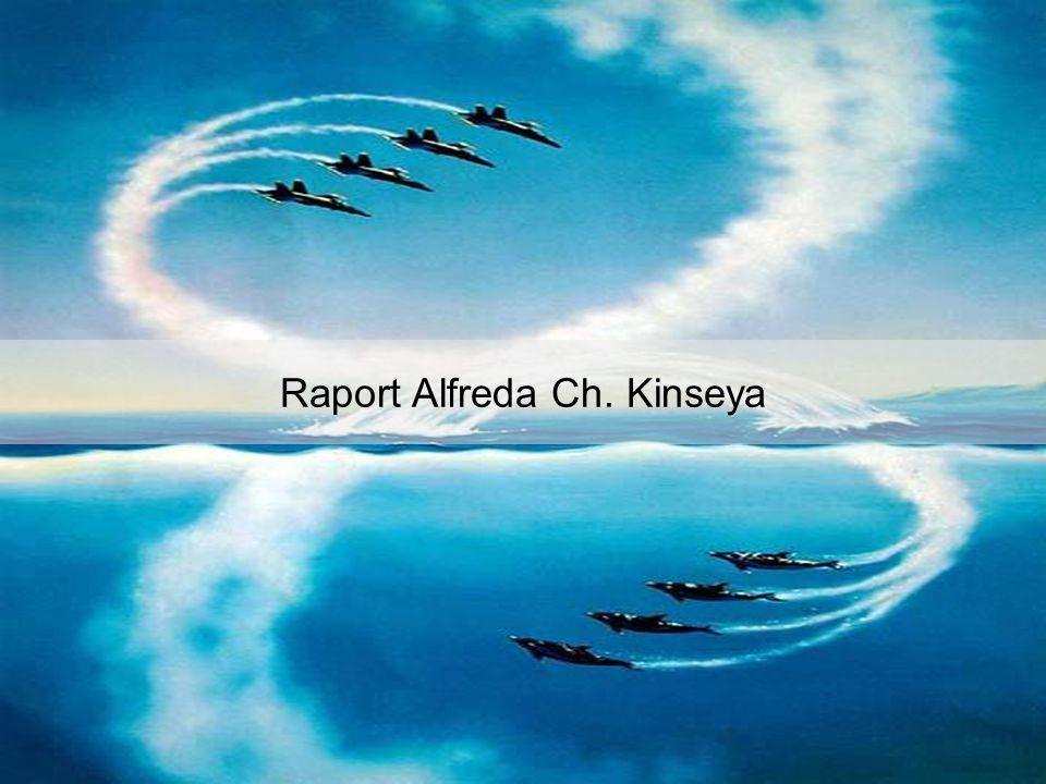 Raport Alfreda Ch. Kinseya