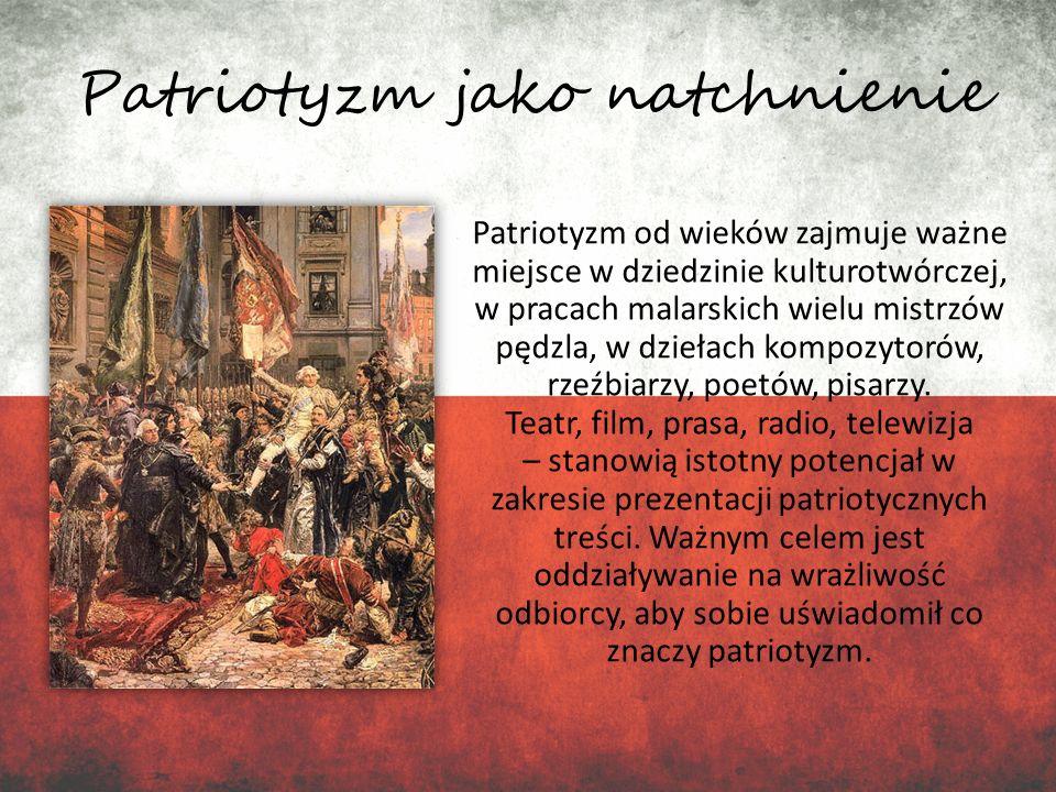 Patriotyzm jako natchnienie