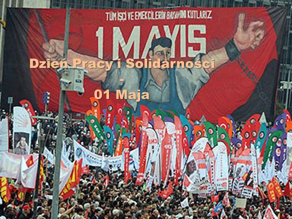Dzień Pracy i Solidarności