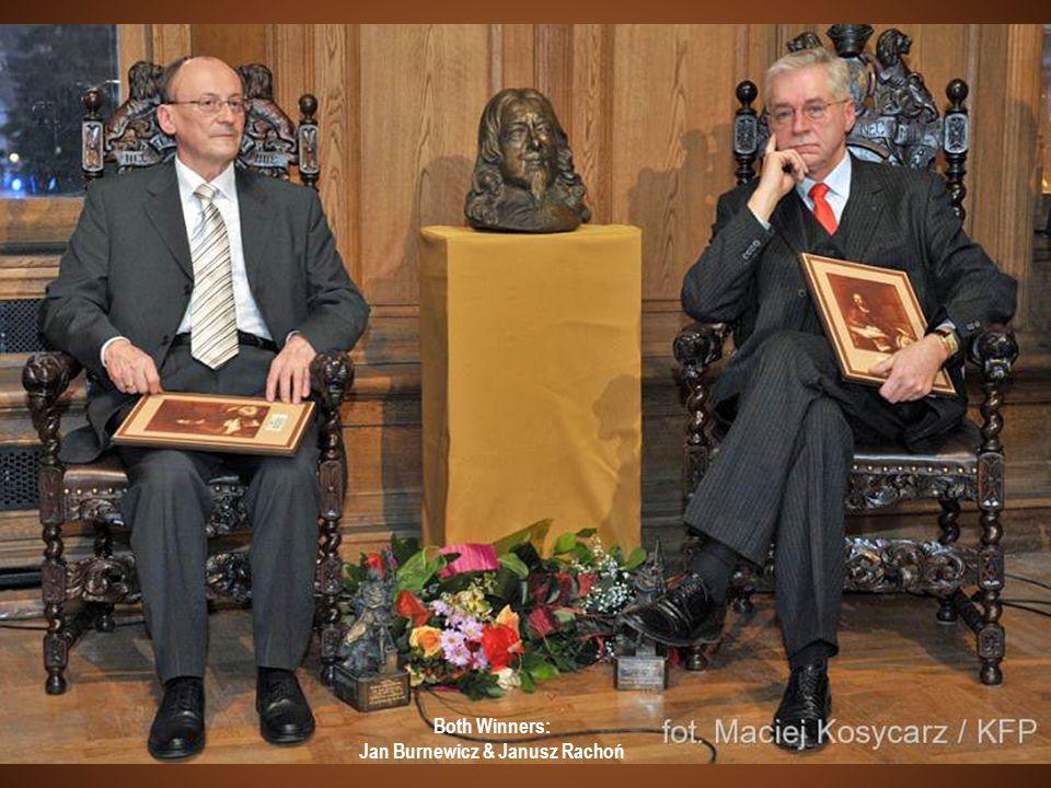 Jan Burnewicz & Janusz Rachoń