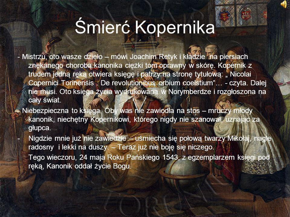 Śmierć Kopernika