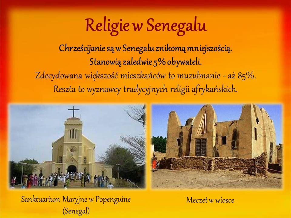 Sanktuarium Maryjne w Popenguine (Senegal)