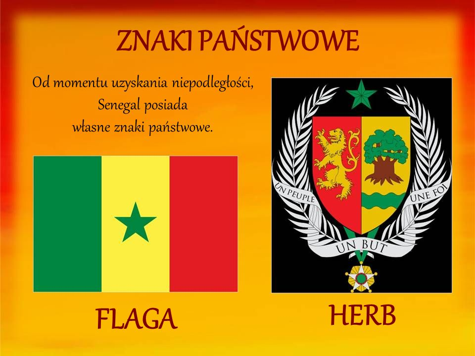 ZNAKI PAŃSTWOWE HERB FLAGA