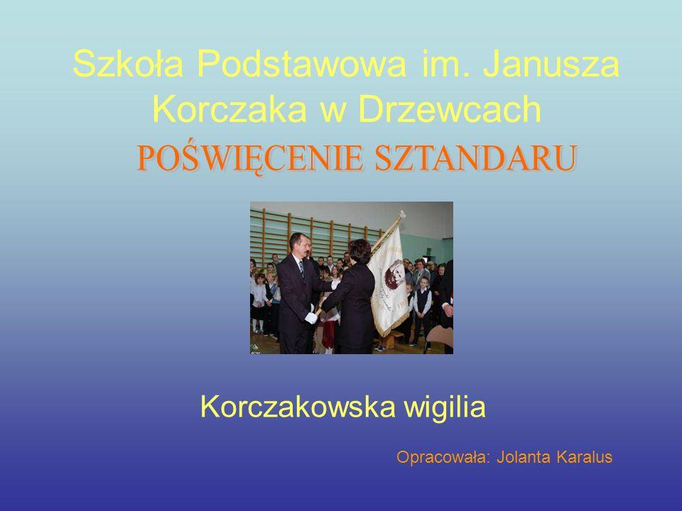 Szkoła Podstawowa im. Janusza Korczaka w Drzewcach