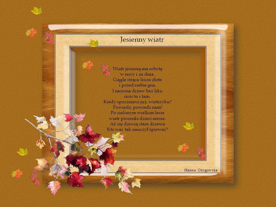 Jesienny wiatr