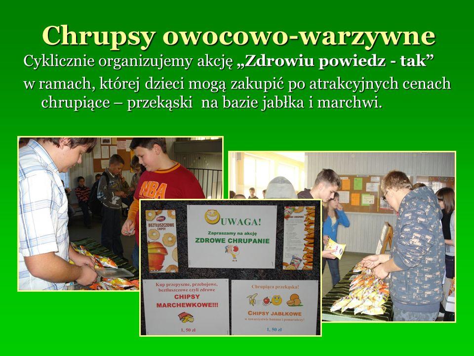 Chrupsy owocowo-warzywne