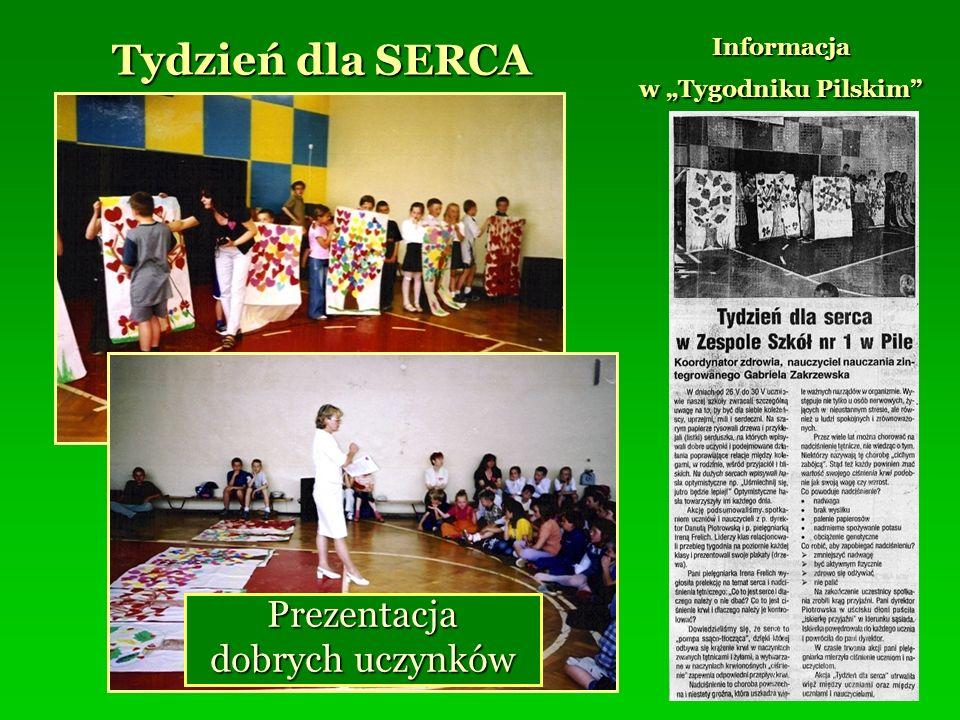 """Informacja w """"Tygodniku Pilskim"""