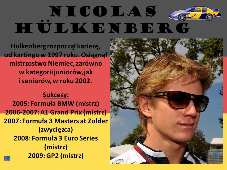 NICOLAS HÜLKENBERG