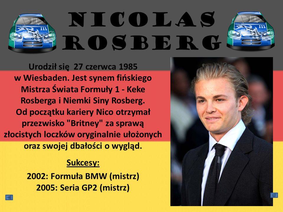 NICOLAS ROSBERG