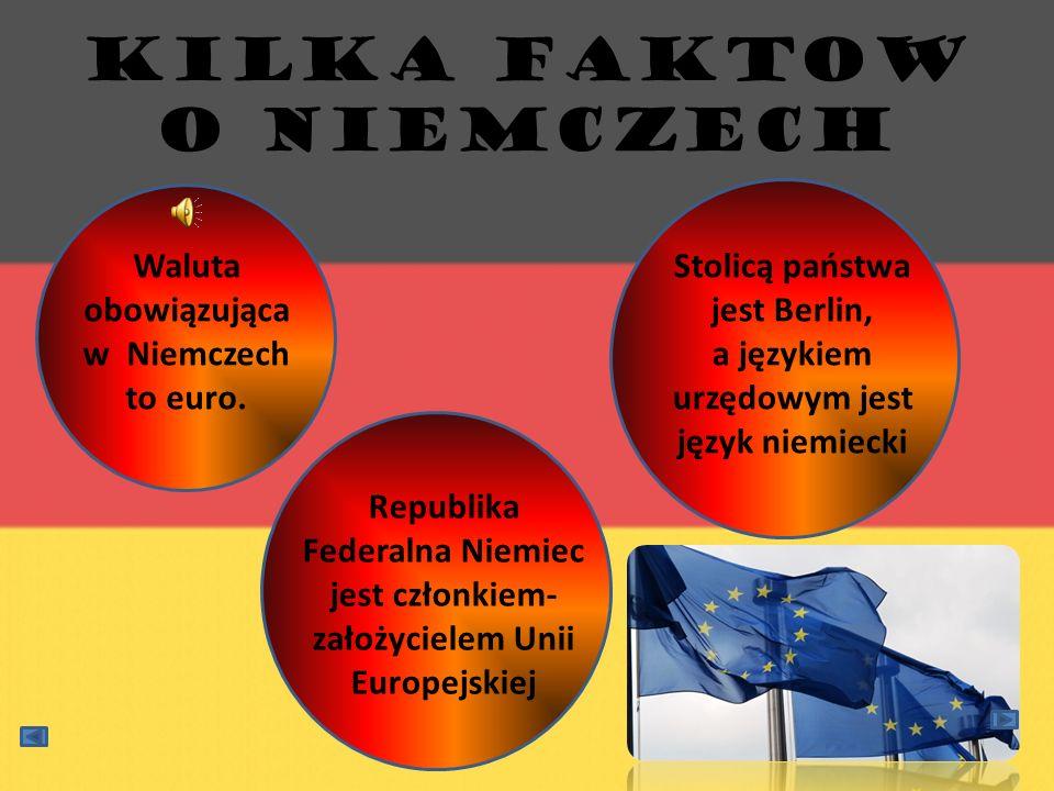 Kilka faktow o Niemczech