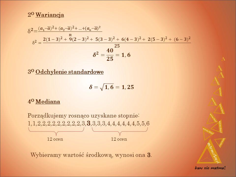 δ 𝟐 = (𝒂𝟏− 𝒂 ) 𝟐 + (𝒂𝟐− 𝒂 ) 𝟐 + …+ 𝒂𝒏− 𝒂 𝟐 𝒏