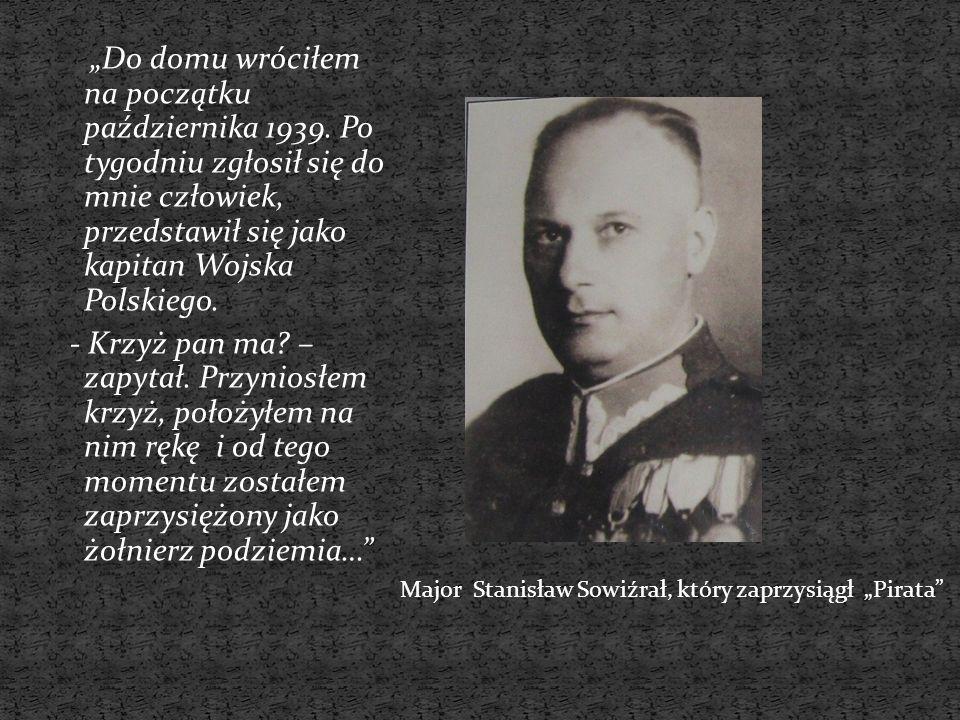 """""""Do domu wróciłem na początku października 1939"""