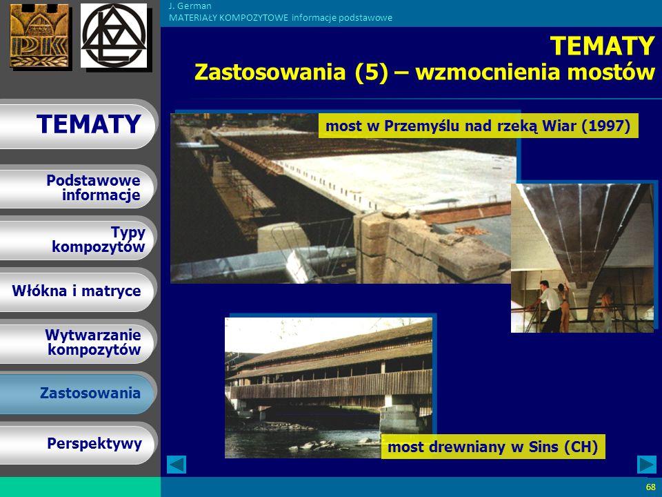 TEMATY Zastosowania (5) – wzmocnienia mostów